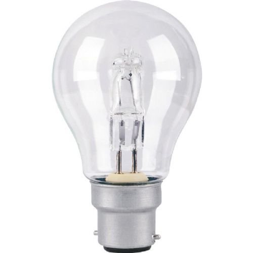 Halogen Energy Saver GLS Lightbulb 48W BC (750 lumens) 197408